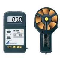 Buy cheap Digital Anemometer, Wind Speed Tester with Backlight Humidity Temperature Meter YH-625 from wholesalers