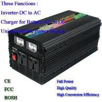 Buy cheap 2000W Wind Power Inverter with Charge Function (UPS) from wholesalers
