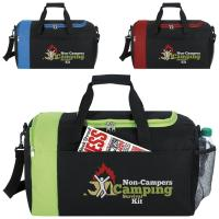 Buy cheap Training Duffel Bag - 50 Quantity - PROMOTIONAL PRODUCT / BULK / BRANDED with YOUR LOGO / CUSTOMIZED from wholesalers