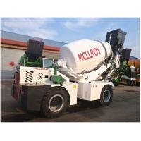 Buy cheap 3.0 Cubic Meters Self Propelled  Concrete Mixer Drum Volume 5050 Liters product