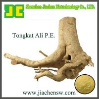 Buy cheap top quality Tongkat ali Root Extract 100:1,200:1 ,brown powder from wholesalers