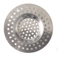Buy cheap New Stainless Steel Kitchen Sink Strainer Waste Plug Bathroom Drain Hole Hair Filter from wholesalers