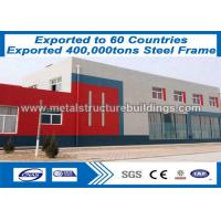 Buy cheap ISO Prefab Steel Frame Material Formed Steel Framing Systems For Honduras Client from wholesalers
