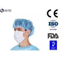 Buy cheap Clearoom Bouffant Surgical Caps  Spunbond Polypropylene One Size Fits Most product