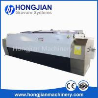 Buy cheap Fully Automatic Etching Machine for Rotary Etched Embossing Cylinder Laser Embossing Cylinder for Packaging Decorative product