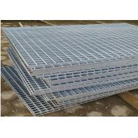 Buy cheap 25 x 3mm Bearing Bar Galvanized Metal Grating For Environmental Projects from wholesalers