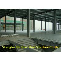 Long Span Commercial Steel Structures , Waterproof Pre Engineered Steel Buildings