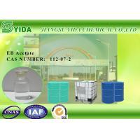 Colorless Ethylene Glycol Monobutyl Ether Acetate , Waterborne Latex Coating EB Acetate
