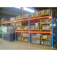 Buy cheap Pallet Rack Shelf Warehouse Storage Racks 250 Kgs Per Layer Stainless Steel from wholesalers