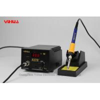 Buy cheap Digital Electronic mobile phone soldering station with soldering iron from wholesalers