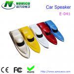 Buy cheap mini music car speaker for mini mp4 player,mini usb fm radio car shape speaker markets from wholesalers