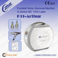 Buy cheap 1064nm / 532nm Laser Tattoo Removal Machine Nevus Of Ota Removal With Lcd Display from wholesalers
