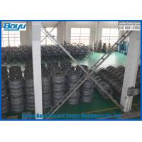 Buy cheap 30mm 658kN T29 Structure Anti twist Galvanized Steel Wire Rope Cable Stringing Engineering from wholesalers