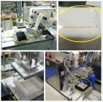 Buy cheap Semi-automatic flat labeling machine from wholesalers