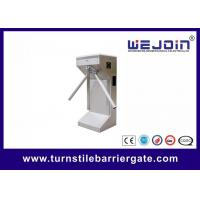 Buy cheap Vertical Type Turnstile Access Control Security Systems For Parking Mangement from wholesalers