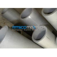 Buy cheap Heavy Wall Thickness Duplex Steel Tube ASTM A790 UNS S31803 For Chemical Industry from wholesalers