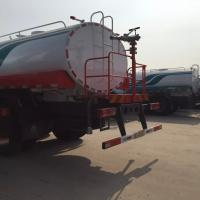 Buy cheap Sprayer Water Tanker Truck 6 x 4 25000L With Italy PTO ABS 12.00R22.5 Tires from wholesalers