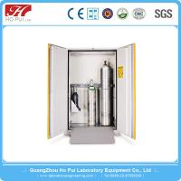 Buy cheap Custom All Steel Flammable Gas Bottle Storage Cabinet For Fire Protection from wholesalers