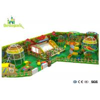 Buy cheap Amazing Child'S Play Indoor Playground  Anti - Skid For Amusement Park from wholesalers