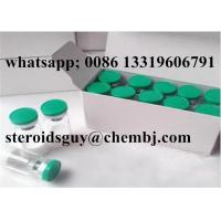 Buy cheap 10 Vials / Kit Ghrp -6 Acetate Peptide Cas 87616-84-0 Ghrp-6 White Powder from wholesalers