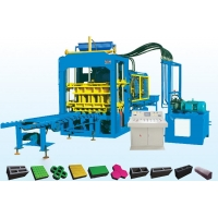 Buy cheap Ciment Paver Qt6-15 30000pcs/H Hydraulic Block Making Machine from wholesalers