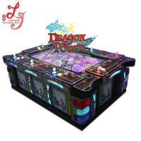 Buy cheap Dragon Power Arcade Fishing Game Machine Online Unblocked With Code Box from wholesalers