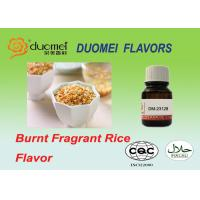 Buy cheap Burnt Fragrant Rice Cold Drink Flavours Colorless To Light Yellow product