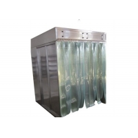 Buy cheap Stainless Steel Material Cabinet Dispensing Booth With Free Design Drawing product