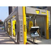 Buy cheap Professional Express Shape Beauty Automatic Car Wash System Washing Speed Quickly from wholesalers