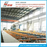 Aluminium Extrusion Profile Conveyor System