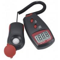 Buy cheap 3 1/2 digits 18mm LCD digital LUX meter DT-1010B with one silicon photo diode with fliter from wholesalers