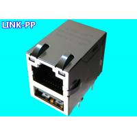 China MTJ-USB-88JX1-FS-PG-LL-M41 Rj45 Combo USB LPJU3101AONL Development Tools on sale