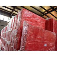 Buy cheap Common Acoustic Fiber Glass Wool Insulation Materials With Aluminum Foil Facing from wholesalers