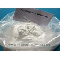 Buy cheap High Purity Bodybuilding Testosterone Anabolic Steroid Testosterone Enanthate CAS 315-37-7 from wholesalers
