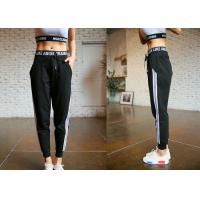 Buy cheap Athletic Works Casual Sport Pants Breathable Eco - Friendly With Printed Logo product