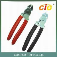 Buy cheap ROHS Galvanized Steel Hog Ring Pliers For Car Seat / Furnitures / Chairs product