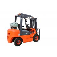 Buy cheap LPG forklift FY25T 2.5t 4.8M Gasoline/Liquefied gas/Natural gas LPG Forklift with side shift  and Nissan K25 engine from wholesalers