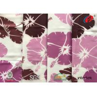 Buy cheap printing polyester spandex fabric / lycra fabric sublimation printing / custom printed spandex fabric from wholesalers