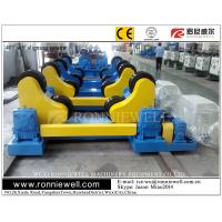 Buy cheap Auto Pipe Welding Positioners Self Aligned , Welding Manipulators from wholesalers