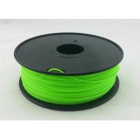 Buy cheap 3.0mm 3D Printing Material Filament T-Glass Consumables Green product