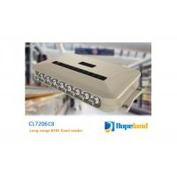 Buy cheap 8 Ports Long Distance Rfid Scanner , Stationary Rfid Reader 20m Identification from wholesalers