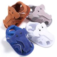 Buy cheap New designed Sandals Animal Elephant soft-sole Outdoor Toddler baby shoes for Boy and Girl from wholesalers