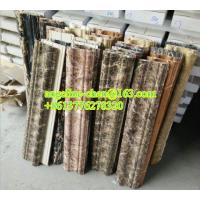 Buy cheap water-proof, fire proof, anti-scratch, decorative pvc marble profiles production line product
