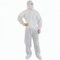 Buy cheap Anti Virus Acid Proof XXXL Lightweight Disposable Coveralls product