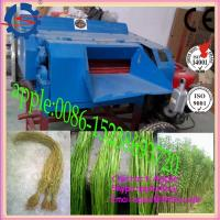 Buy cheap Good Quality with better Price of Dried Hemp Fiber Extracting Machine from wholesalers