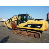 Buy cheap 320D used  cat excavator for sale from wholesalers