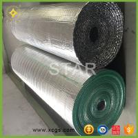 Buy cheap Floor heat insulation material with aluminum foil coating, Building thermal insulated material from wholesalers
