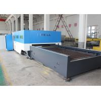 Buy cheap CNC Fiber Laser Cutting Machine With  IPG Power from wholesalers