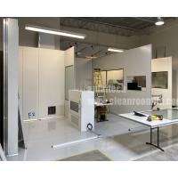 Buy cheap High quality prefabricated modular clean room from wholesalers