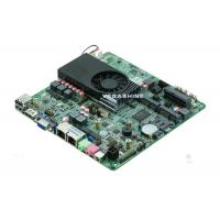 Buy cheap 2 gigabit LAN thin All In One PC Motherboard  Intel® 1037U Dual Core cpu 2 serial ports from wholesalers